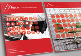 Abkin Brochure Design post preview