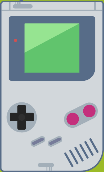 Game Boy 25th Anniversary Infographic